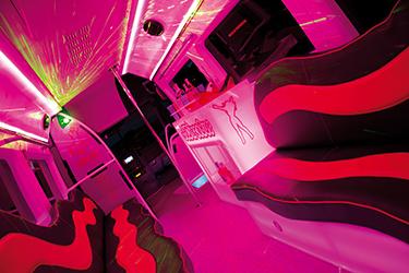 Disco Bus de Granada 21 personas - 1