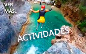 Actividades de aventura