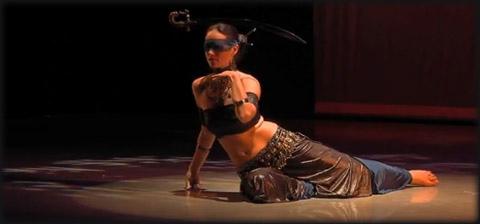 Danza del vientre en Granada