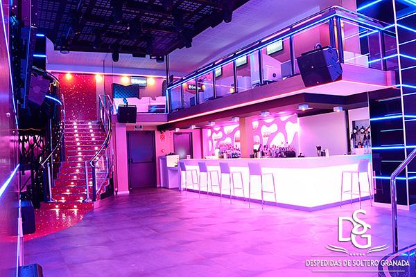 Discoteca Bellagio Granada