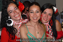 Despedida flamenca