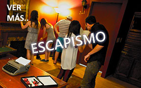 Escapismo en Escape Room Granada