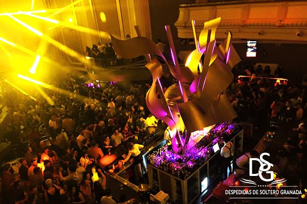 Granada 10 Teatro Musical