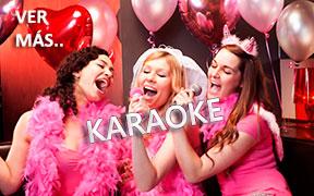 Karaoke en Granada