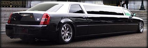 limusina Chrysler 300C Granada
