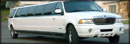 Limusina Lincoln Navigator