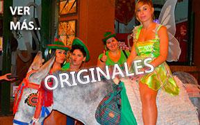 Despedidas originales en Granada