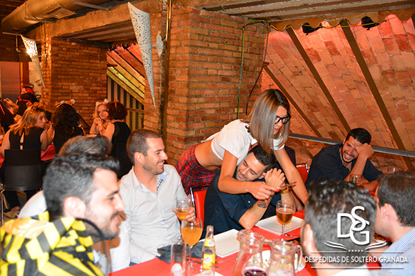 Restaurante-pub D´Cuadros en Granada