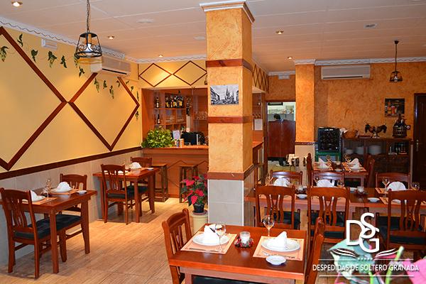Restaurante Edelweiss en Granada 1