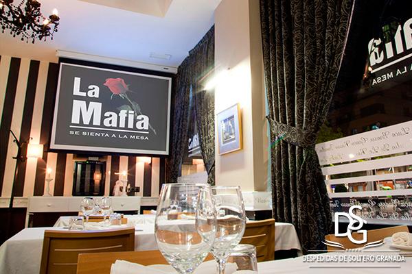 Restaurante La Mafia en Granada 2