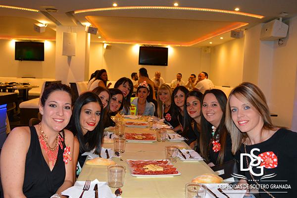 Despedidas de soltera en Mezquita House Café Plaza en Granada