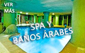 Spa y Baños árabes en Granada